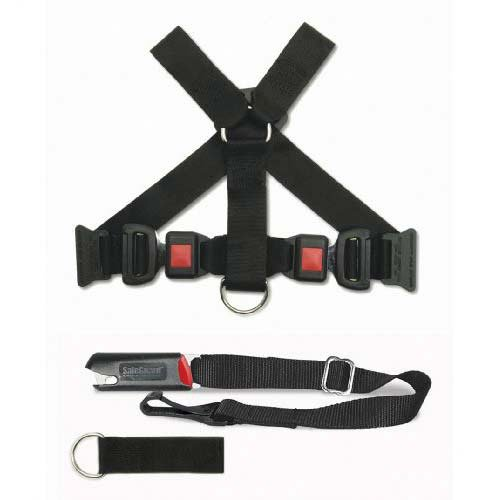 Pet Buckle Universal Dog Seat Belt Kit