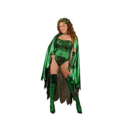 Adult Poison Ivy Costume - Ivy Leaves For Costumes