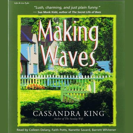 Making Waves - Audiobook
