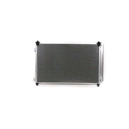 A-C Condenser - Pacific Best Inc For/Fit 4318 13-15 Mazda CX9 WITH Receiver &
