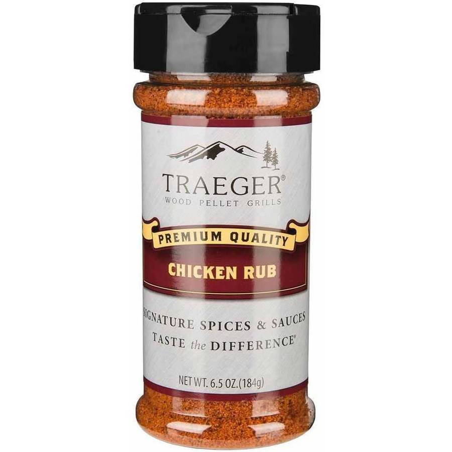 Traeger Chicken Rub, 6.5 oz.