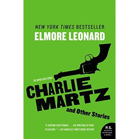 Charlie Martz and Other Stories - image 1 of 1