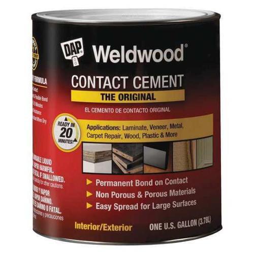 DAP 273 Cement, Contact, 1 G