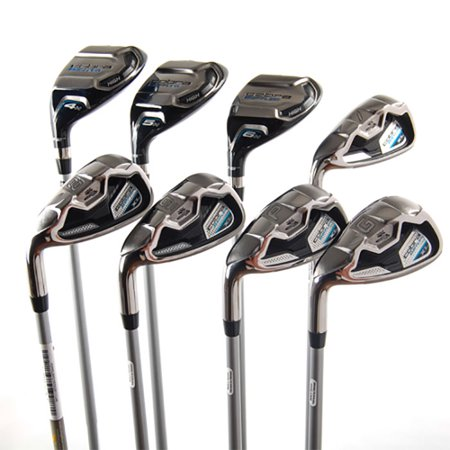 New Cobra Baffler XL Combo Iron Set 4h 5h 6h 7-PW,GW R-Flex LEFT HANDED