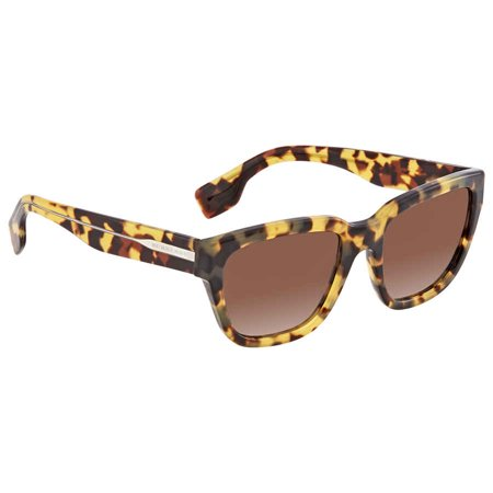 BURBERRY 0BE4277 LIGHT HAVANA Sun FEMALE (Havana Brown Pictures)