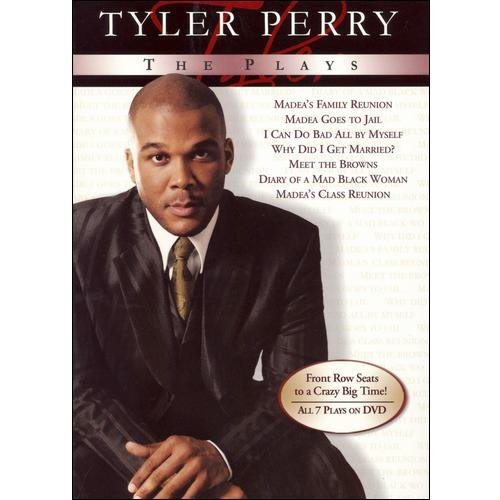 Tyler Perry: The Plays (Full Frame)