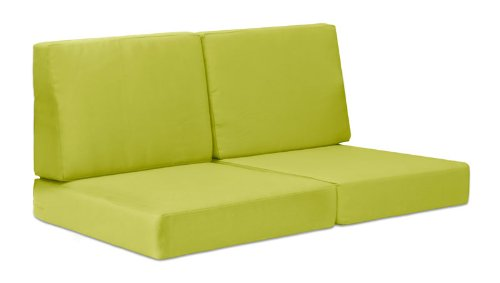 Zuo Modern Cosmopolitan Sofa Cushions Outdoor Furniture Vive Furniture  Outdoor Pillows ;Green