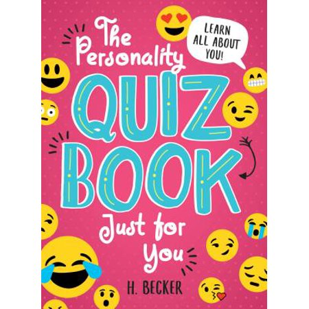Personality Quiz Book Just for You, The - Halloween Quiz Level 1