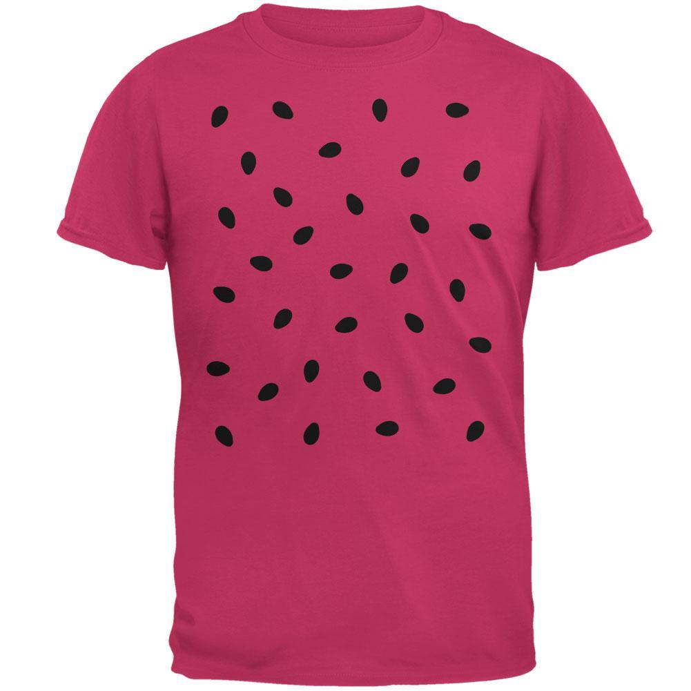 Halloween Watermelon Costume Mens T Shirt