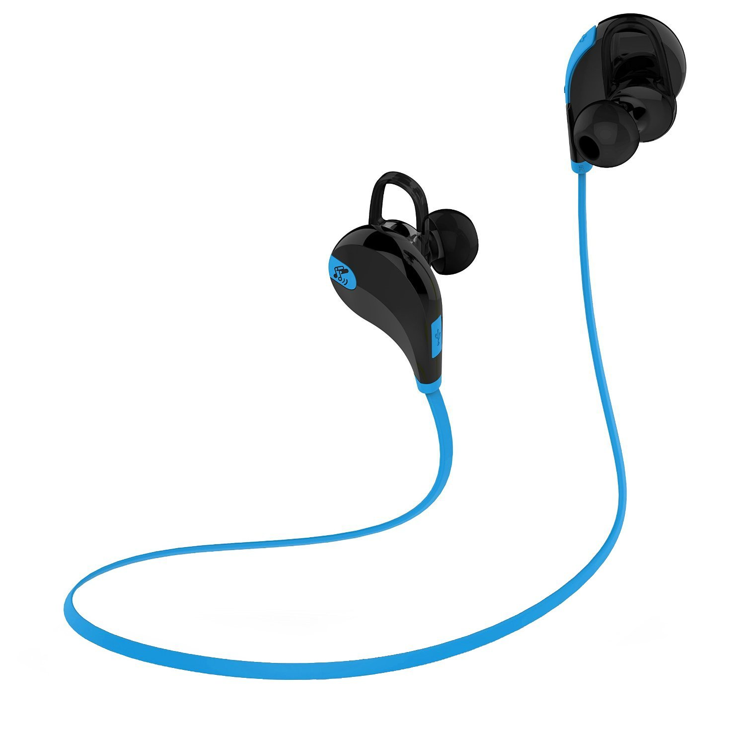 SoundPEATS Bluetooth Headphones Stereo Wireless Earphones...