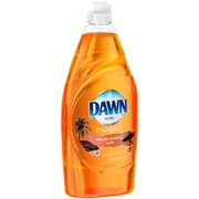 Dawn Ultra Escapes Malibu Sunrise Scent Dishwashing Liquid 21.6 fl. oz. Squeeze Bottle
