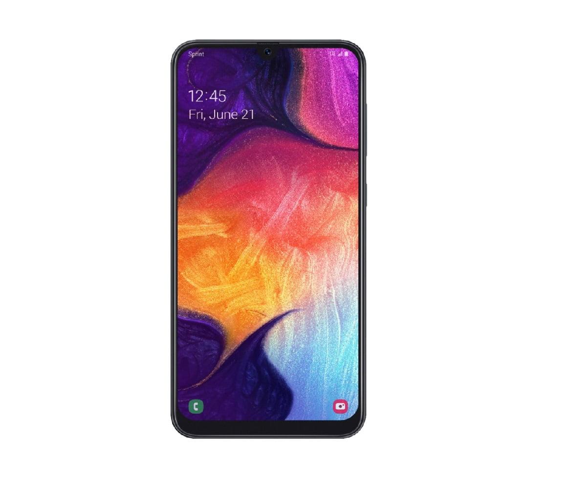 Samsung Galaxy A50, (Sprint)