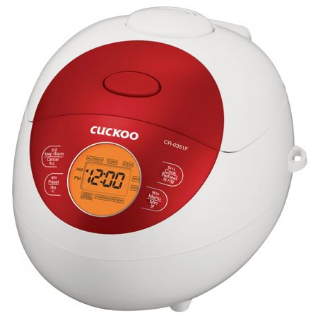 Cuckoo Electric Heating Rice Cooker CR-0351F