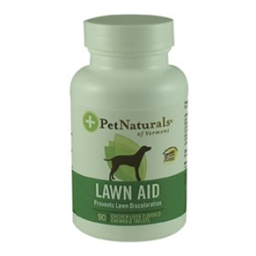 Pet Naturals Of Vermont Lawn Aid For Dogs Chewable Tablets - 90 Ea