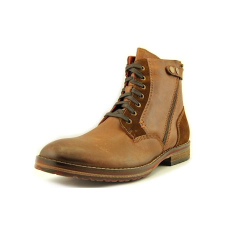 - Testosterone Shoes Ball of Fire Men  Plain Toe Leather  Boot