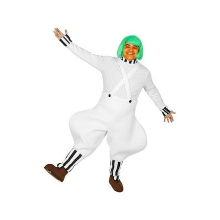 Adult Candy Worker Costume - Adult Candy Costume