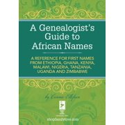 A Genealogist's Guide to African Names - eBook
