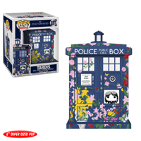 "Funko POP! 6"": Doctor Who - TARDIS - Clara Memorial"
