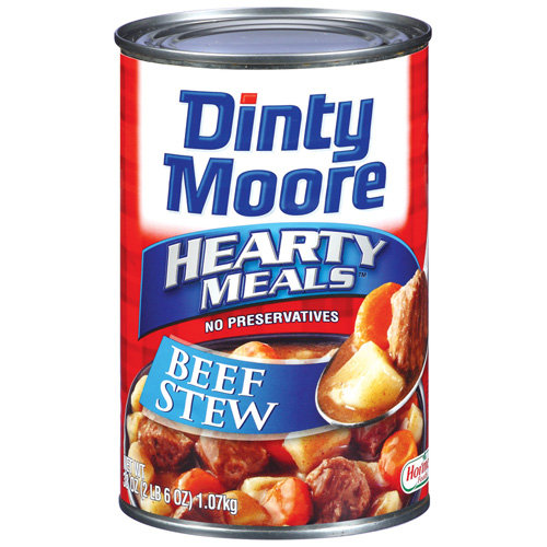 Dinty Moore Beef Stew Made w/Fresh Potatoes & Carrots, 38 oz
