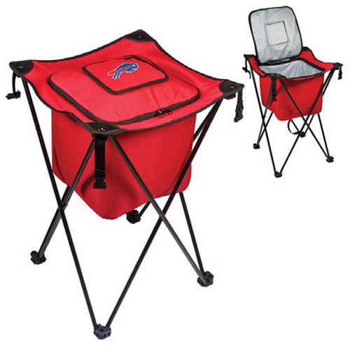 Red NFL Sidekick Cooler