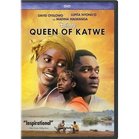 Queen Of Katwe (DVD)](Queen Of Mean Movie)
