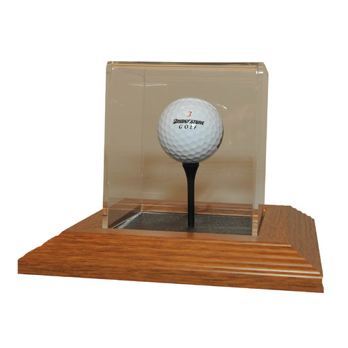 Caseworks International Single Golf Ball Display Case