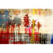 Parvez Taj Abbott Kinney Art Print on Premium Canvas