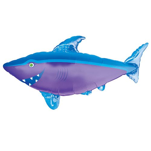 Shark Balloon - Party Supplies