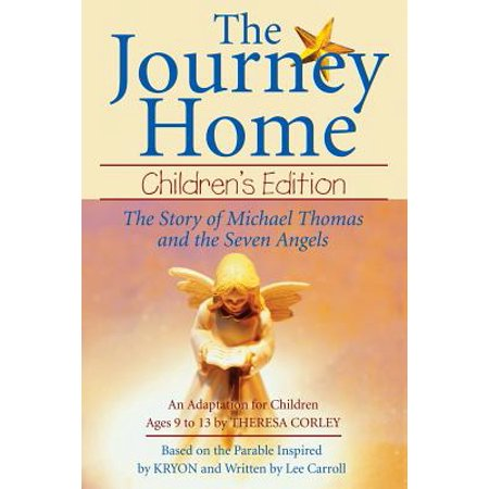 Michael Angelo For Kids (The Journey Home: Children's Edition : The Story of Michael Thomas ans the Seven)