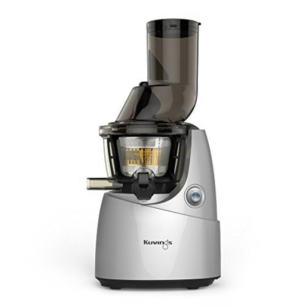Kuvings Whole Slow Juicer B6000SR Silver, includes  Sorbe...