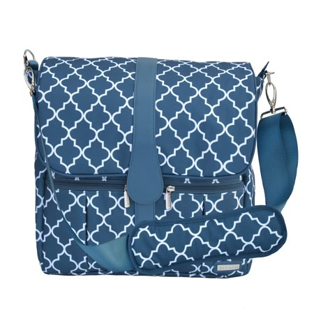 Jj Cole Backpack Diaper Bag   Navy Arbor