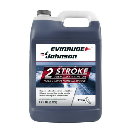 Evinrude/Johnson 2 Cycle Marine Oil