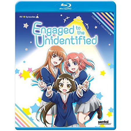 Unidentified Ship - Engaged to the Unidentified (Blu-ray)