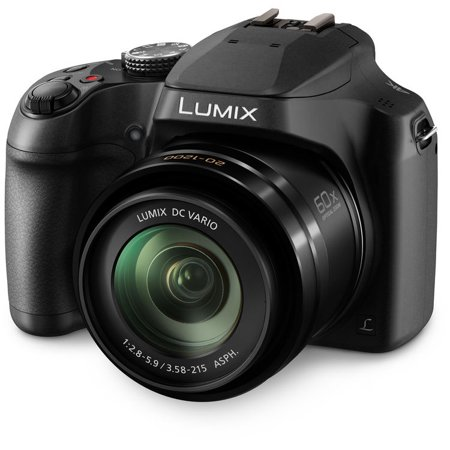 Panasonic Lumix DC-FZ80 Digital Camera (Lumix Fz200 Best Price)