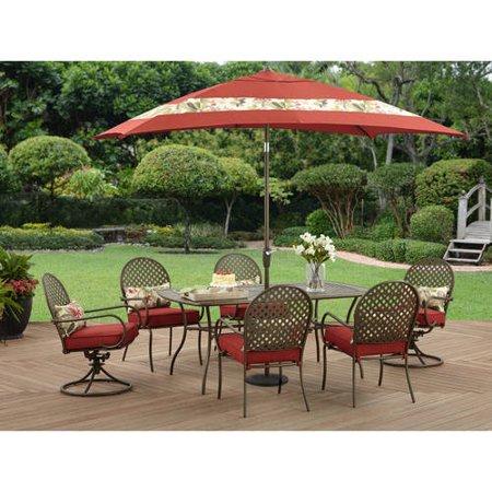 Better homes and gardens sarona 7pc dining set - Better homes and gardens dining set ...