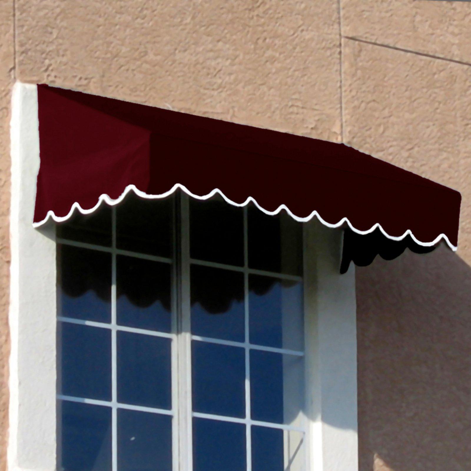 Awntech Beauty-Mark San Francisco 3 ft. Window/Door Awning