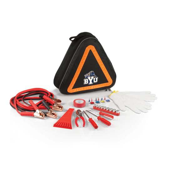 Brigham Young Roadside Emergency Kit (Black)