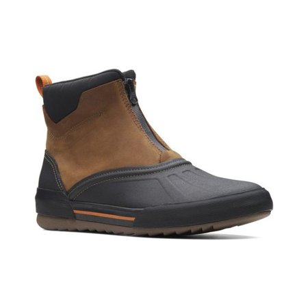 Men's Clarks Bowman Top Duck Boot (Clarks Leather Boots)