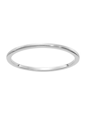 10kw 1.2mm Half Round Satin Stackable Band