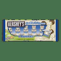 Hershey's, Easter Cookies & Creme Bunnies, 7.2 Oz., 6 Count