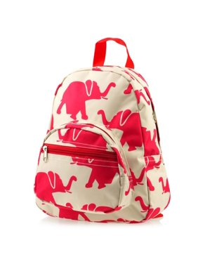df89fe98f2 Product Image Red Elephant Small Kids Children Outdoor Backpack by Zodaca  Stylish School Bag