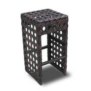 Avon Woven Wicker Outdoor Chair/Bar Stool