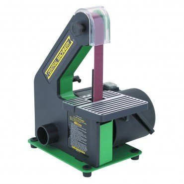 Central Machinery Bench-top Belt Sander 1-Inch X (Best Benchtop Belt Sander)