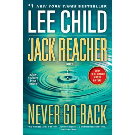 Jack Reacher: Never Go Back : A Jack Reacher