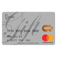 Vanilla Mastercard eGift Cards (email delivery)
