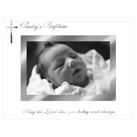 Malden Baby Baptism Picture Frame