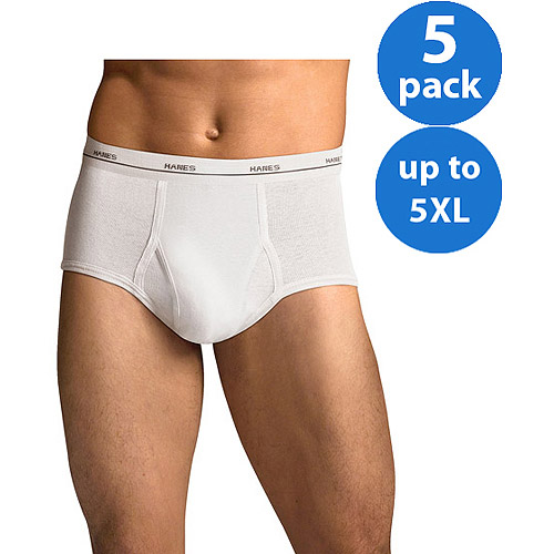 Big Men's 5 Pack Brief