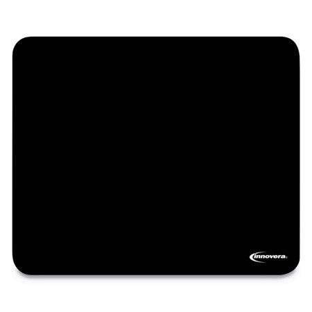 Latex-Free Mouse Pad, Black
