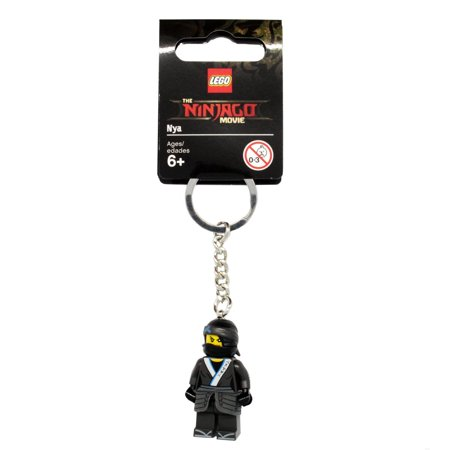 LEGO 853699 The Ninjago Movie Nya Key Chain - Lego Key Chains
