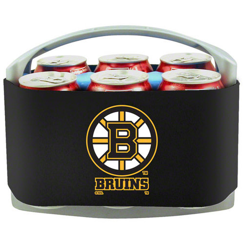 NHL - Boston Bruins Quick Snap 6-Pack Cooler